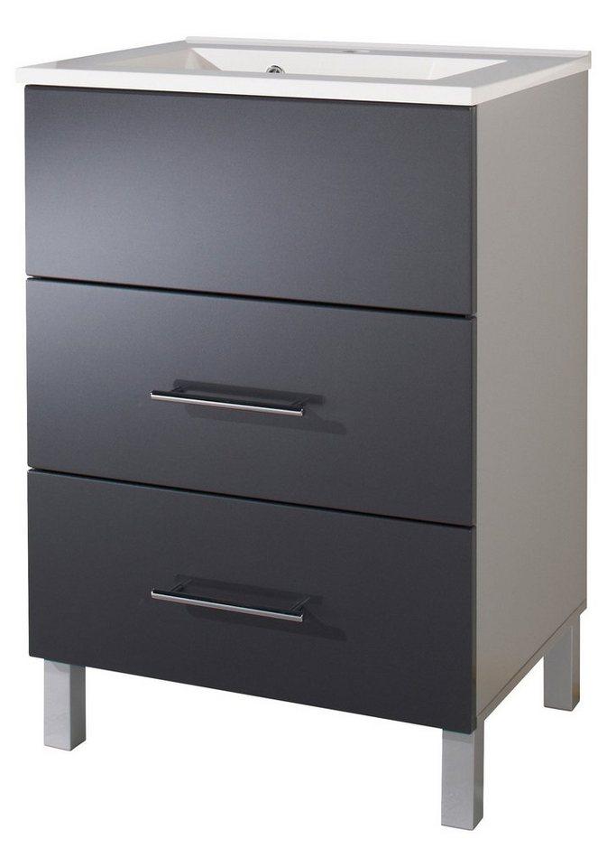 kesper waschtisch malm breite 60 cm 2 tlg otto. Black Bedroom Furniture Sets. Home Design Ideas
