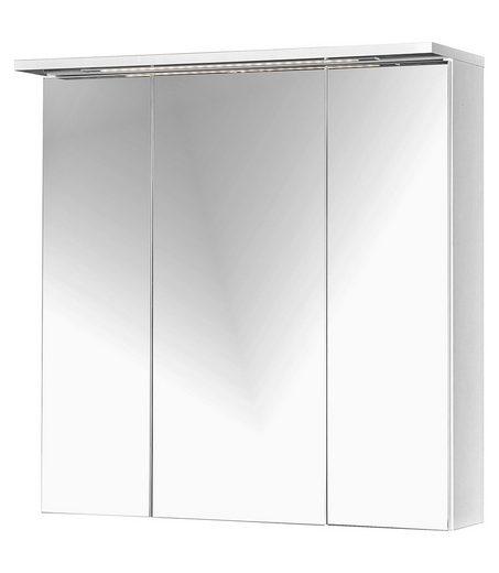 Schildmeyer spiegelschrank flex breite 70 cm otto for Schildmeyer spiegelschrank