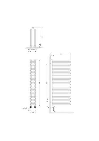 SCHULTE Декоративный радиатор »Porto&laq...