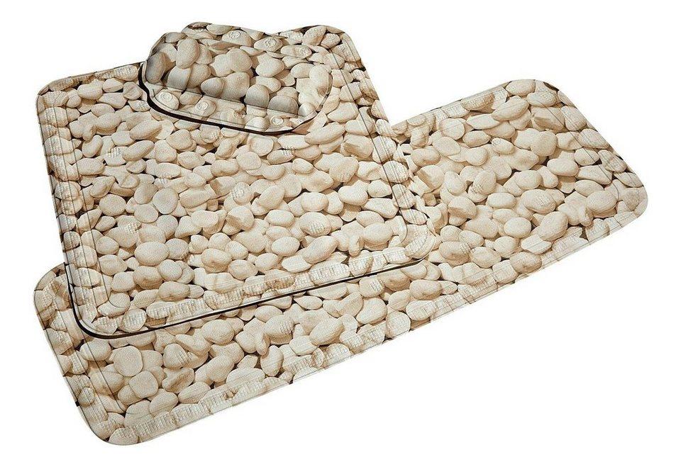 Duscheinlage »Stone« in natur