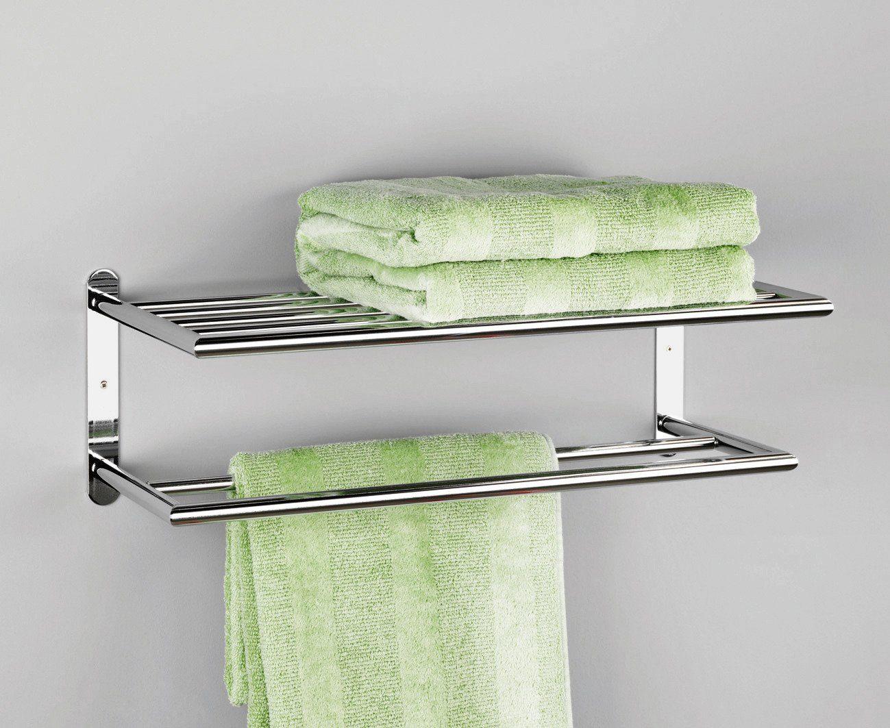 Zeller Handtuchhalter »Chrom«