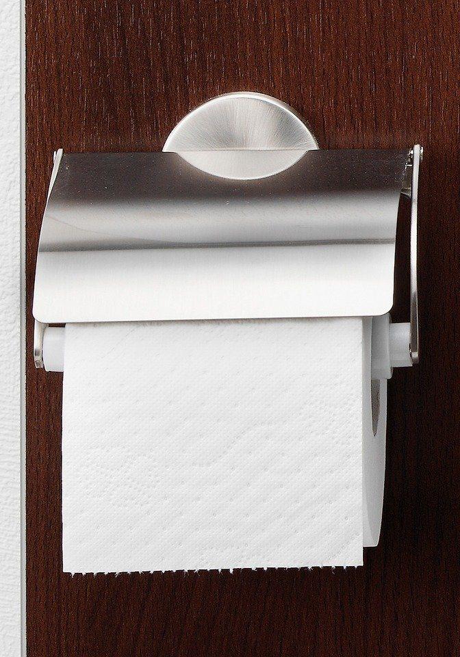 Toilettenpapierhalter »Fusion« in silberfarben