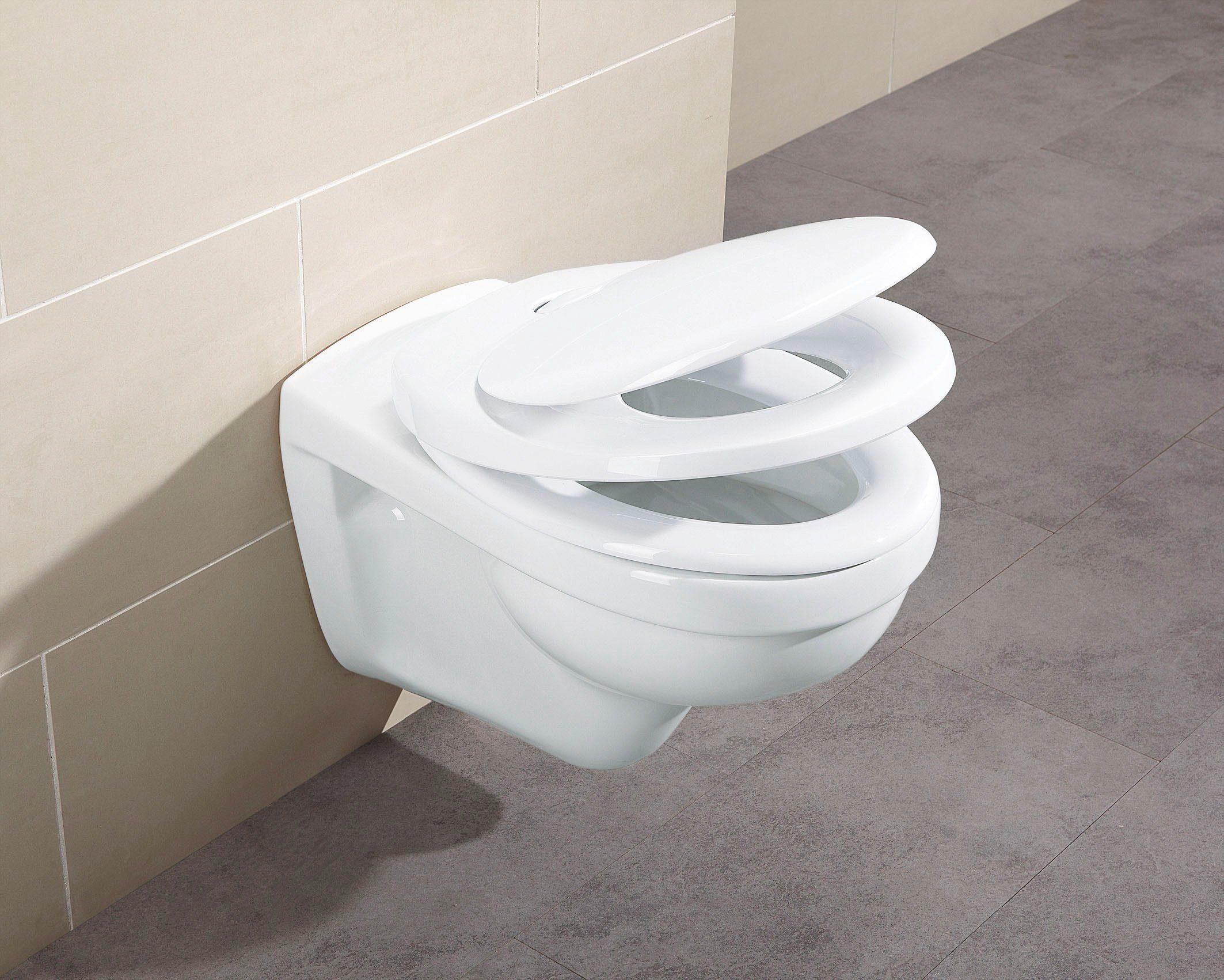 WC-Sitz »Family«, Mit Absenkautomatik