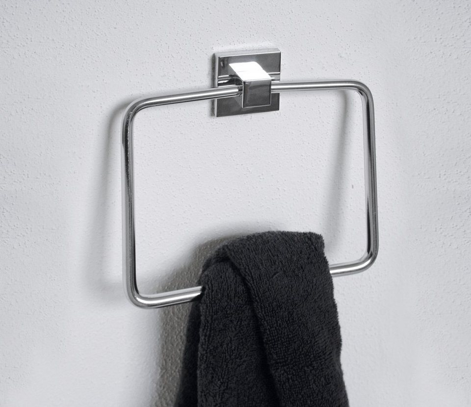 Handtuchhalter »Mare« in silberfarben