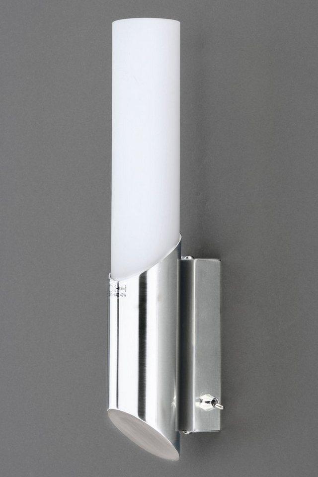 Badleuchte »Mainz« in weiß