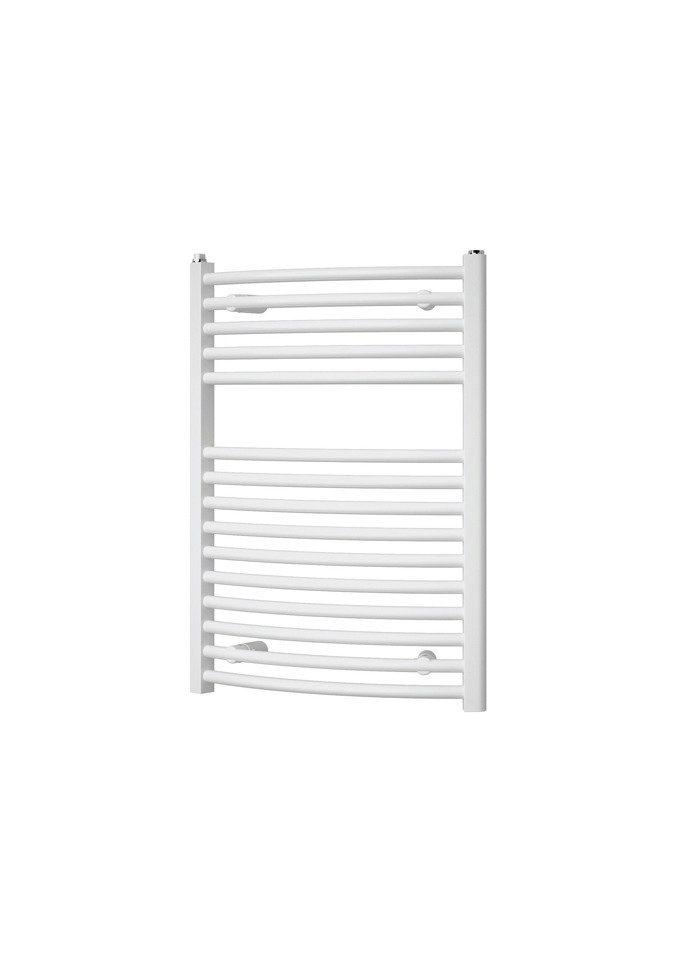 Designheizkörper »Round« in weiß