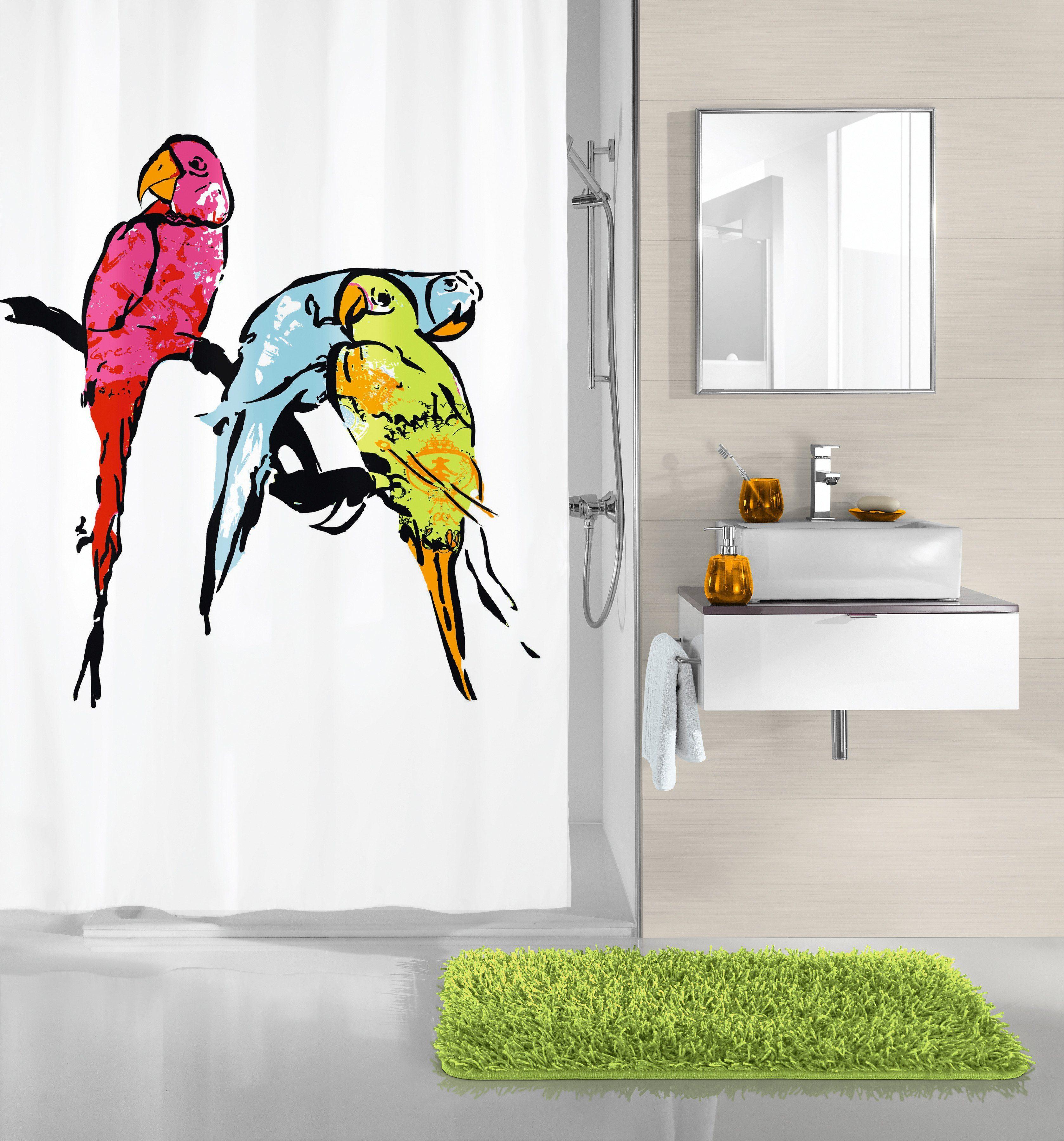 Duschvorhang »Parrot«