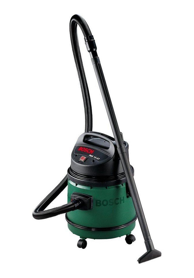 Nass-/Trockensauger »PAS 12-27« in grün