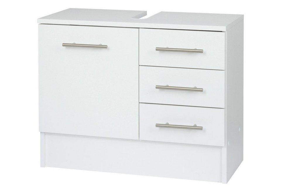 Waschbeckenunterschrank »Pedro«, Breite 67 cm in weiß