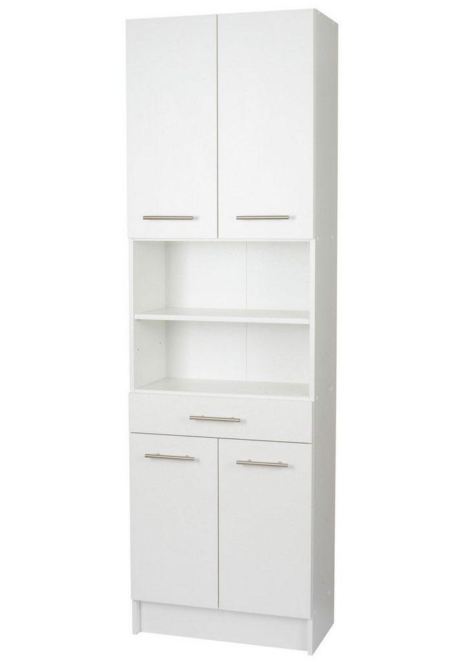 Hochschrank »Pedro«, Breite 60 cm in weiß