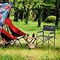 relaxdays Regiestuhl »Regiestuhl klappbar mit Logo«, Bild 2