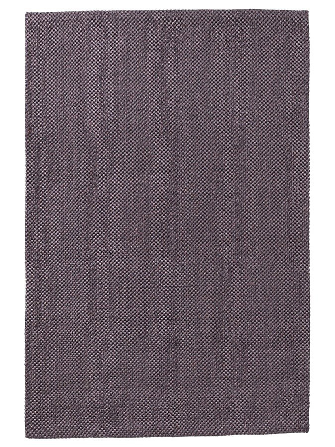 Sisalteppich in lavendel