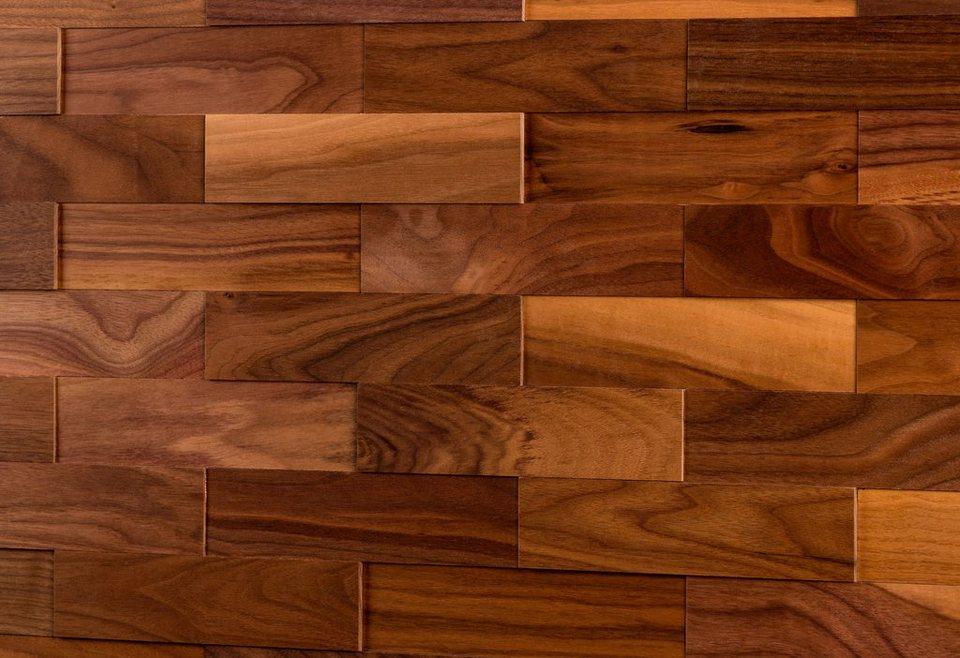3d holzdeko nussbaum online kaufen otto. Black Bedroom Furniture Sets. Home Design Ideas