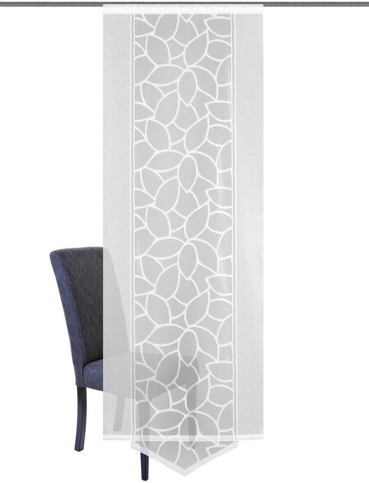 schiebegardine home wohnideen prex 1 st ck mit. Black Bedroom Furniture Sets. Home Design Ideas