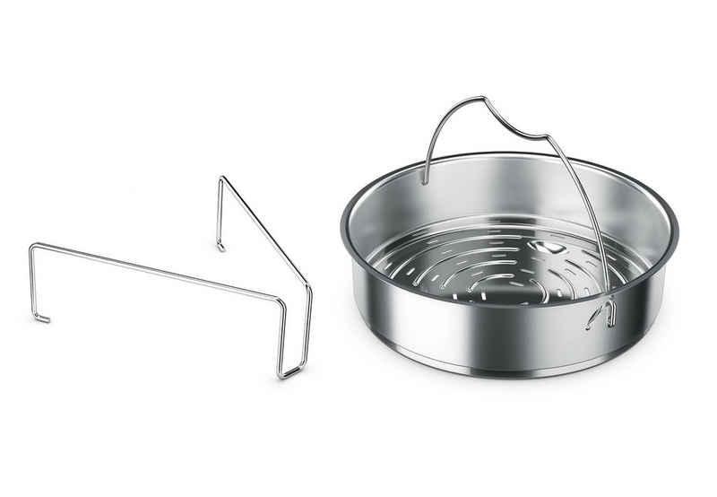 Fissler Dampfgareinsatz, Für den Schnellkochtopf