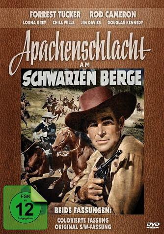 DVD »Apachenschlacht am schwarzen Berge«