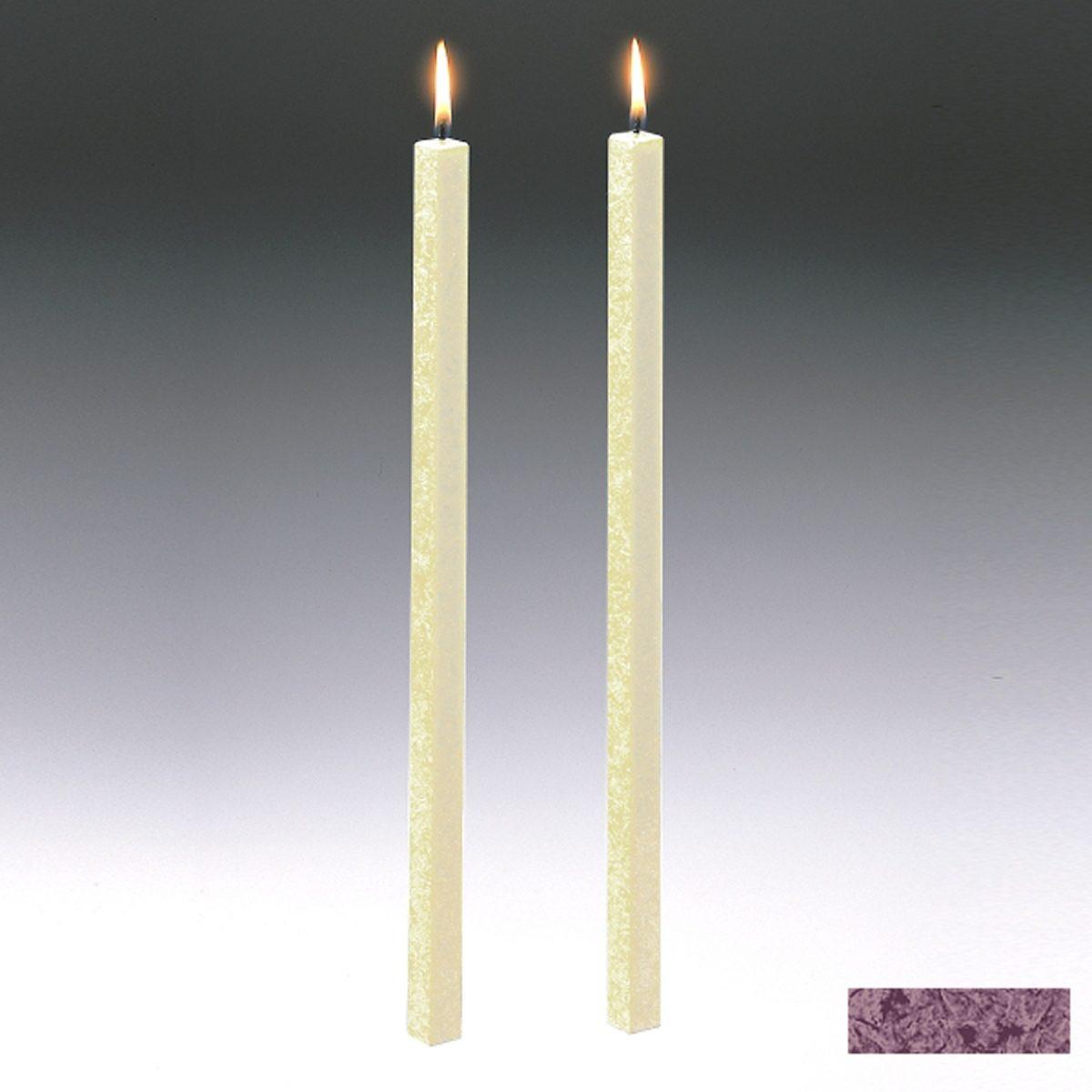 Amabiente Amabiente Kerze CLASSIC Fango 40cm - 2er Set