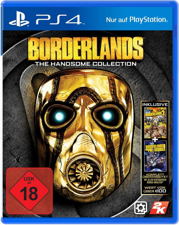 Borderlands: The Handsome Collection PlayStation 4