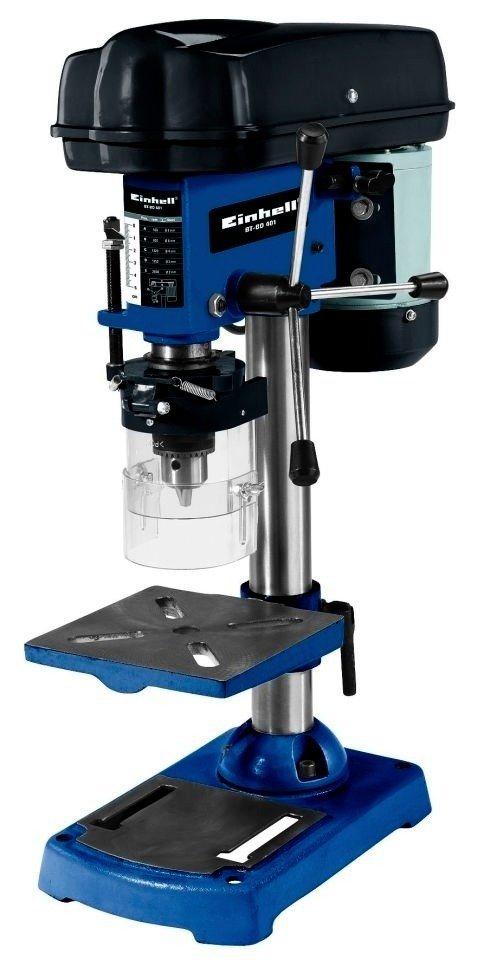 Einhell Säulenbohrmaschine »BT-BD 401« in blau