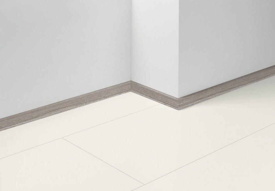 Sockelleisten SL 3 passend zum Laminat »Basic 200«, akazien grau Nachbildung in grau