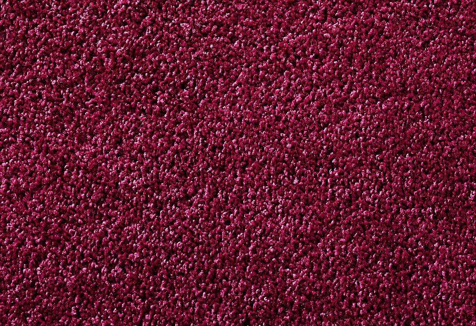 Teppichboden »Modena«, Breite 400cm in auberginefarben