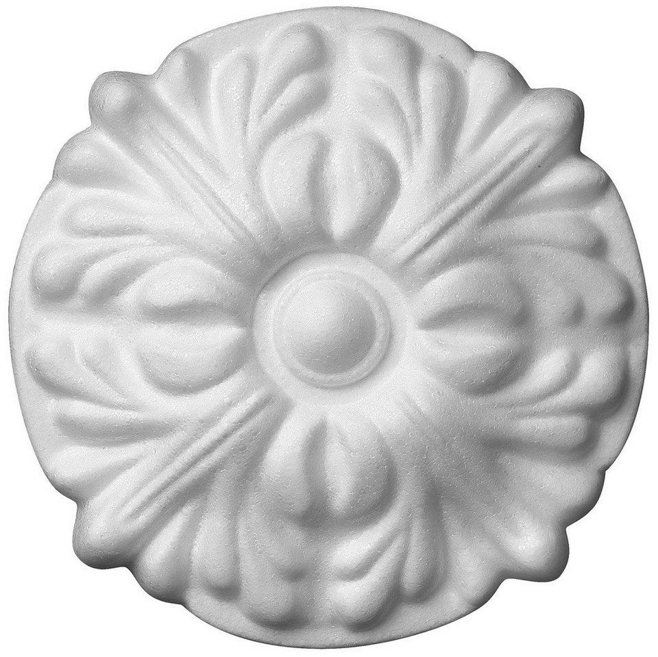 3-D-Wandtattoo »Fleurie« in weiß