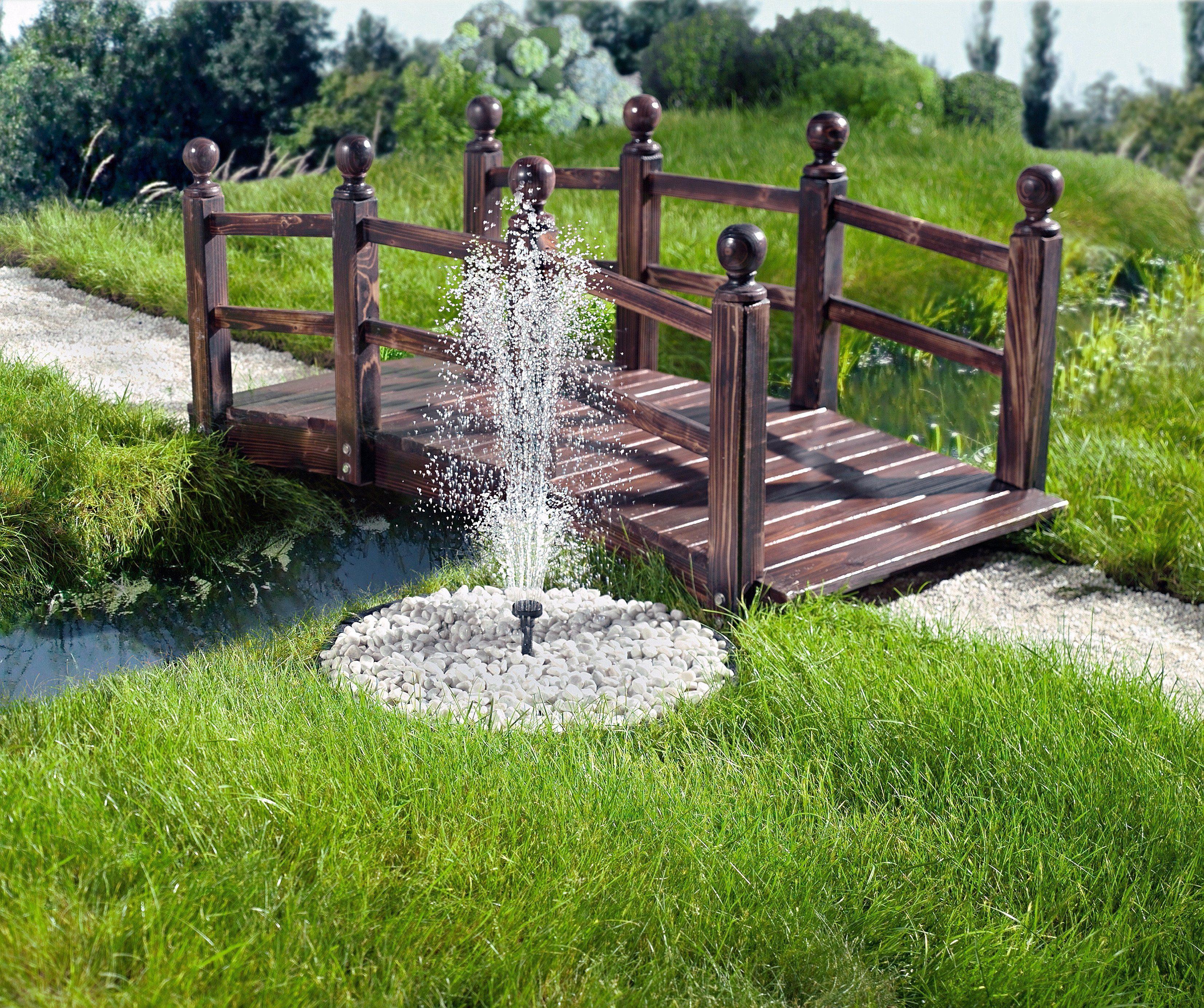 Komplett-Set: Gartenbrunnen »York«