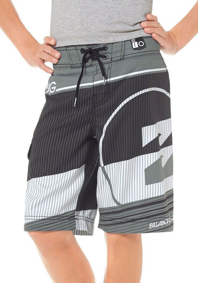 Billabong CHROMATIC BOYS Shorts in Anthrazit