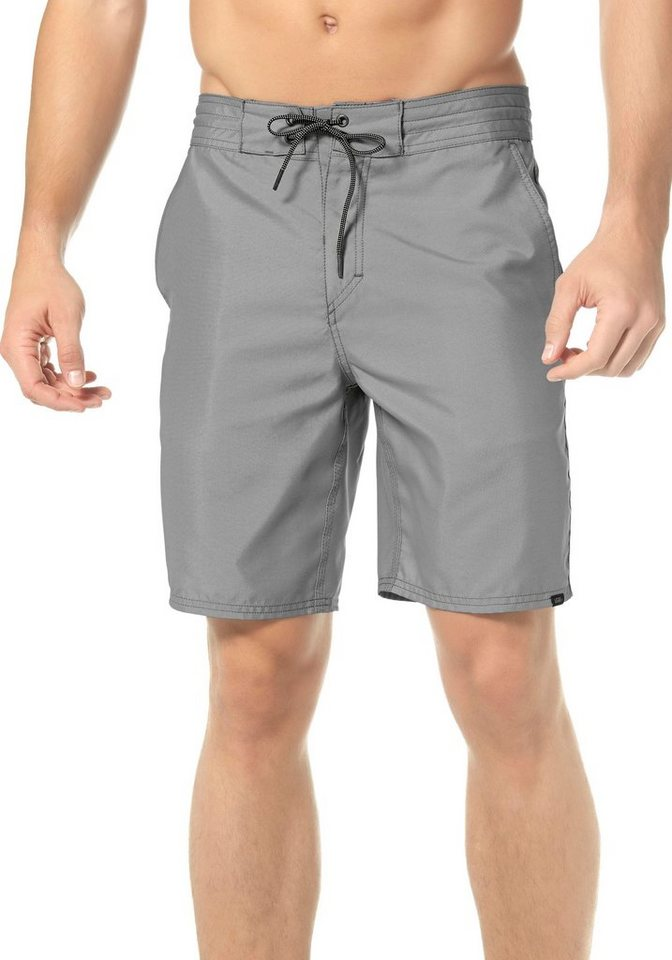 Vans OXFORD DECKSIDER Shorts in Grau