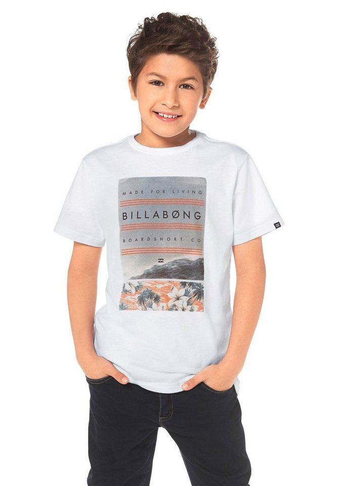 Billabong AGENT SS BOYS T-Shirt in Weiß