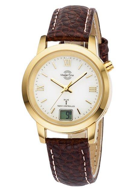 MASTER TIME Funkuhr »MTLA-10299-13L«, mit Langzeitbatterie | Uhren > Funkuhren | MASTER TIME