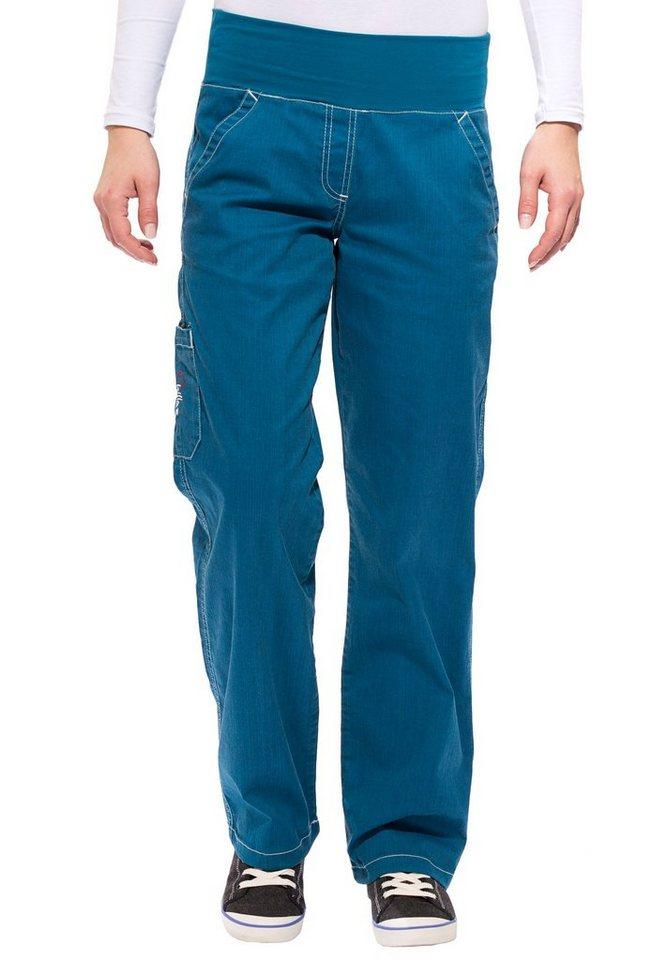 Chillaz Outdoorhose »Sandra's Pant Women blue« in blau