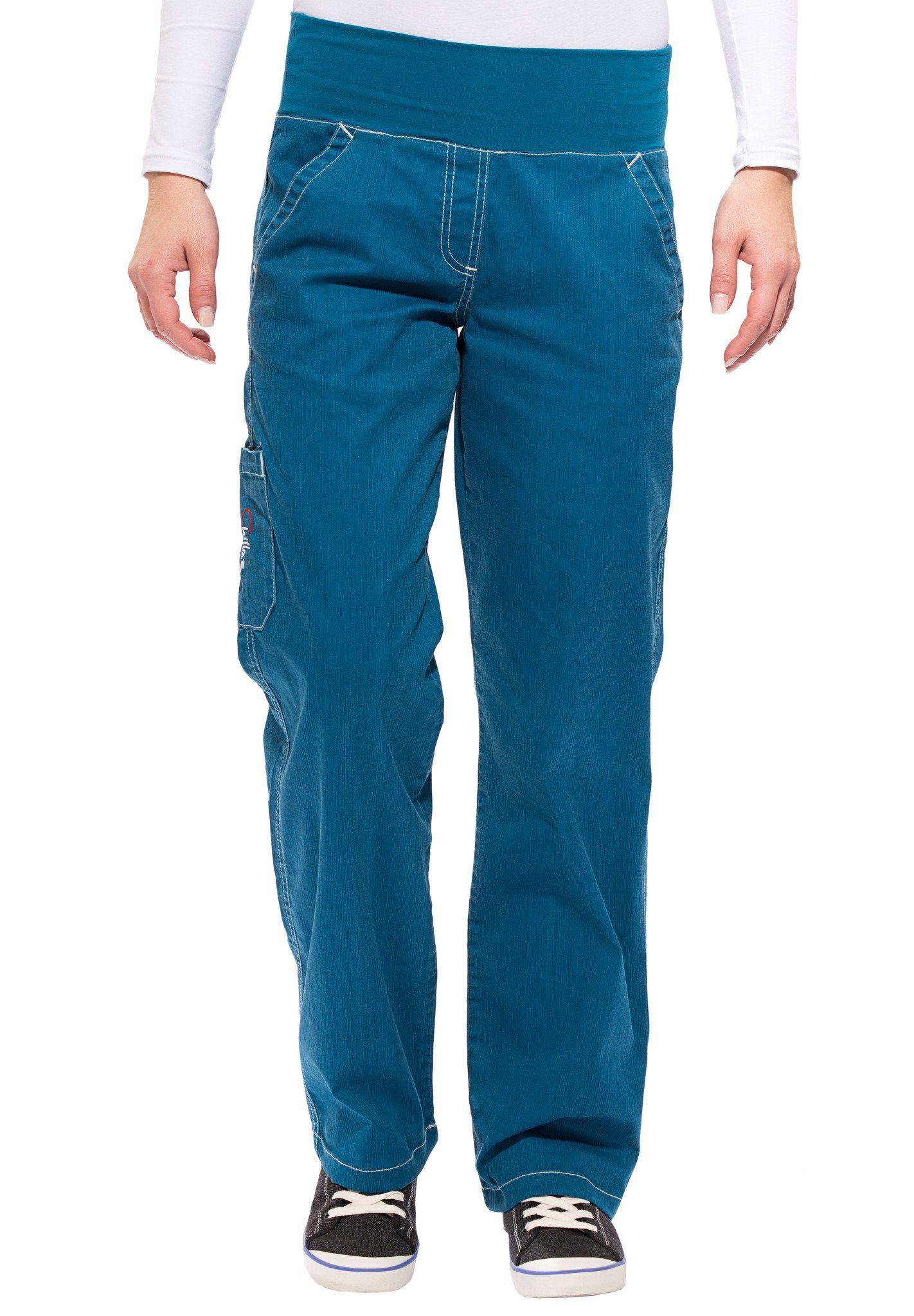 Chillaz Hose »Sandra's Pant Women blue«