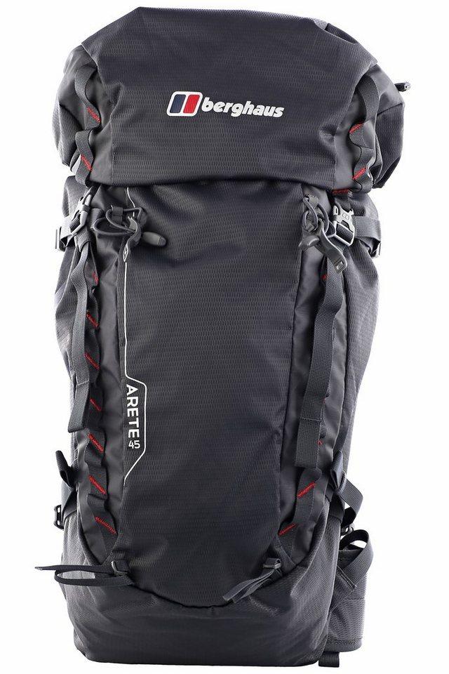 Berghaus Sport- und Freizeittasche »Arete 45 Backpack« in grau