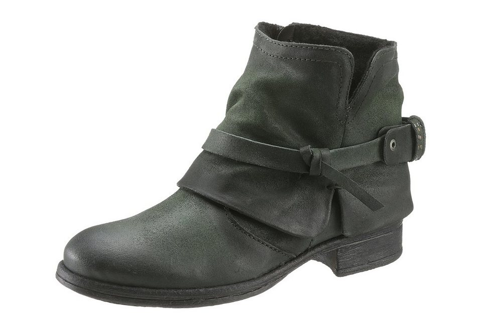 Arizona Boots in grün