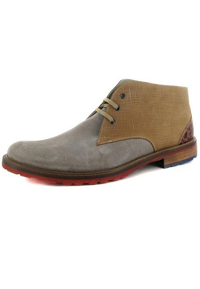 Manz Boots in Grau