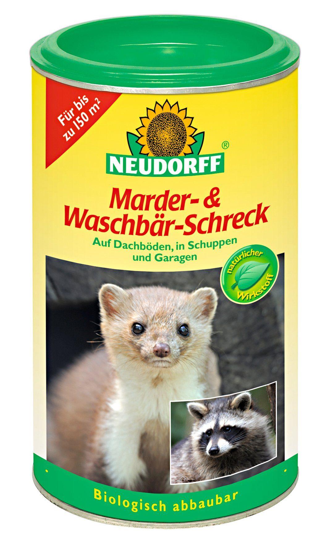 NEUDORFF Pflanzenschutz »Marder- & Waschbär-Schreck«, 300 g