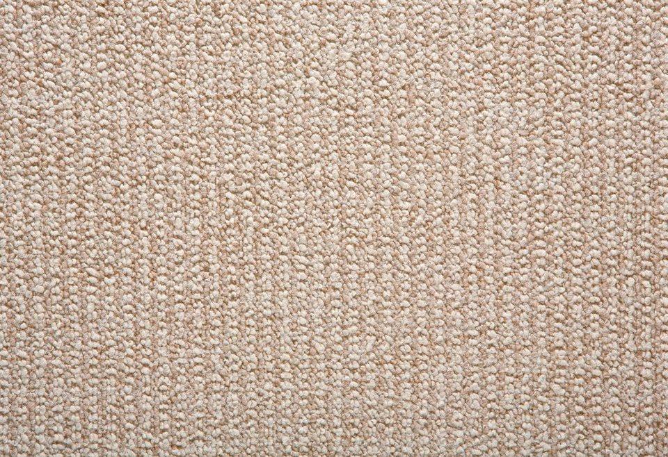 Teppichboden »Jakob«, Breite 400 cm in beige