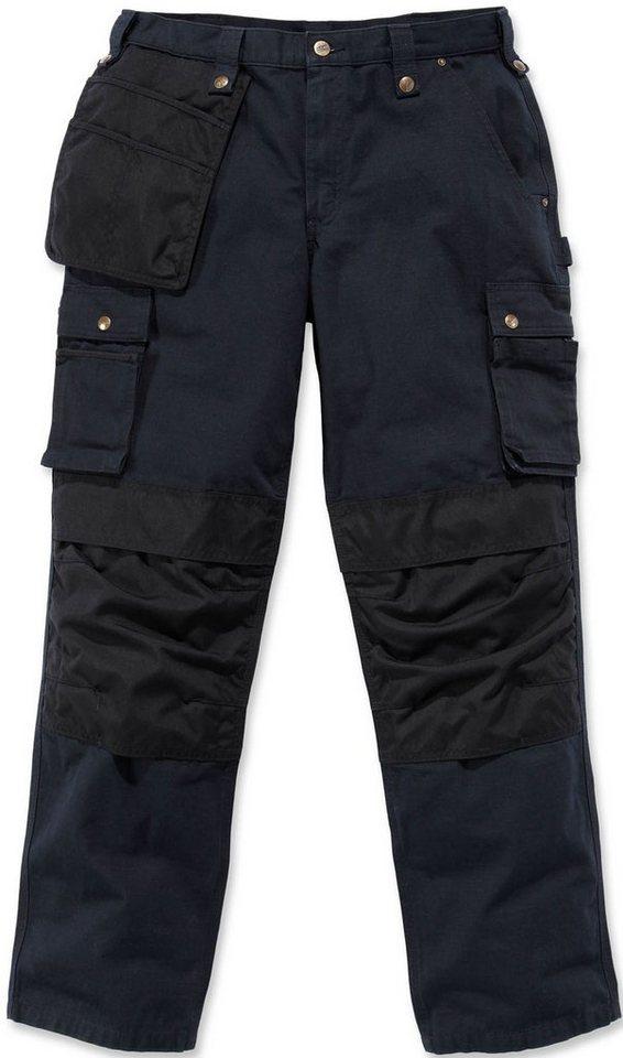 Arbeitshose »Multi Pocket Ripstop Pant« in schwarz