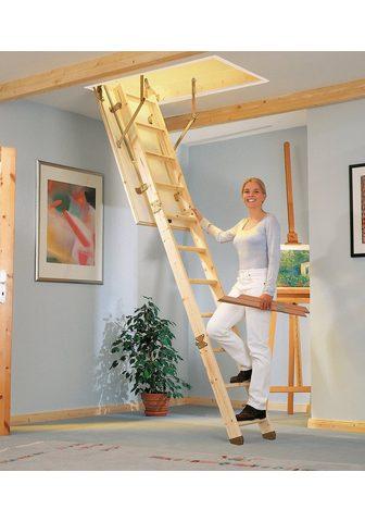 DOLLE Palėpės laiptai »Kompakt«