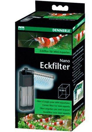Aquarienfilter »Nano Eckfilter« in schwarz