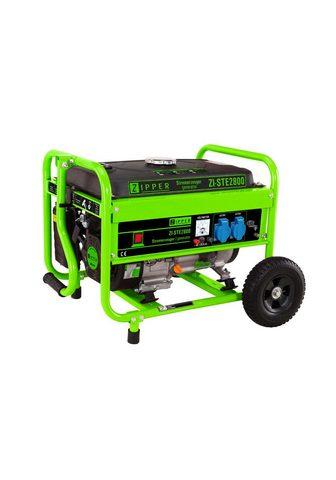 ZIPPER Elektros generatorius »ZI-STE2800«