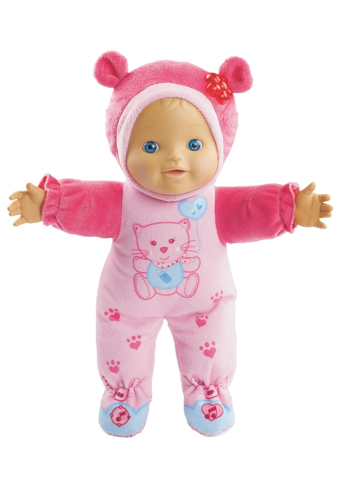 VTech Puppe, »VTech Baby, Little Love - Lena will spielen«.