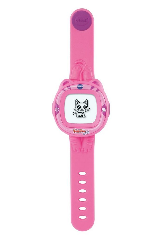 Kinderuhr, »KidiPet Watch Katze«, VTech