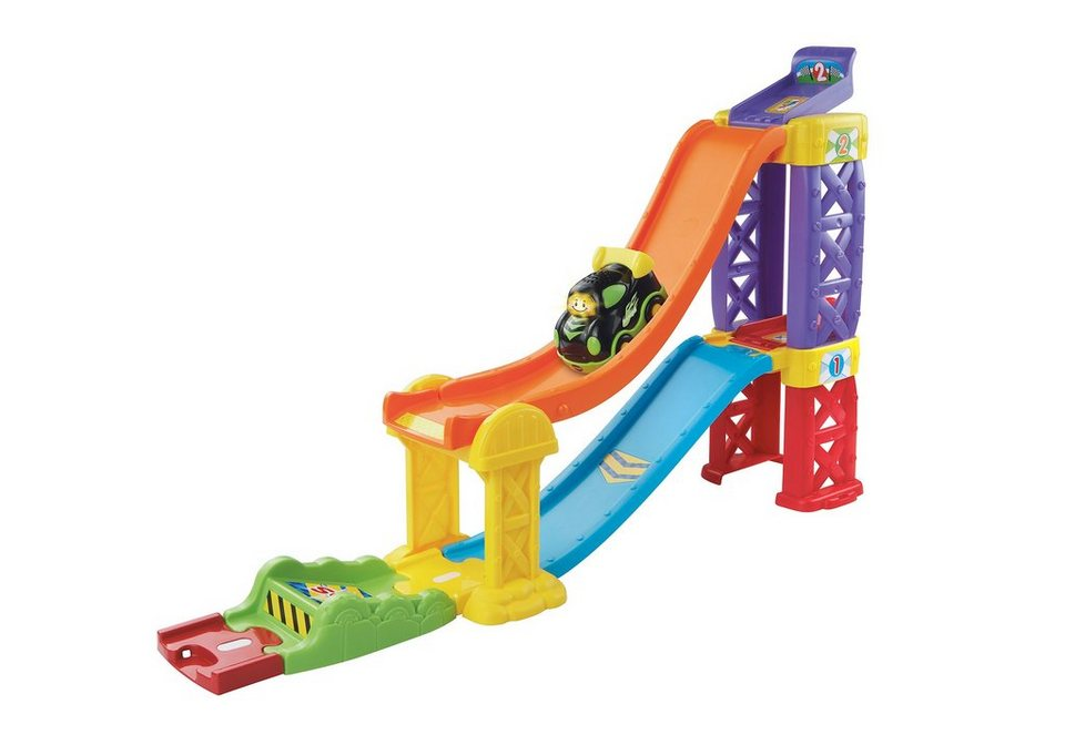 VTech Rampen-Set, »VTech Baby, Tut Tut Baby Flitzer - Actionrampe«.