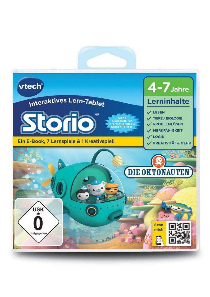 Lernspiel, »Storio - Die Oktonauten«, VTech