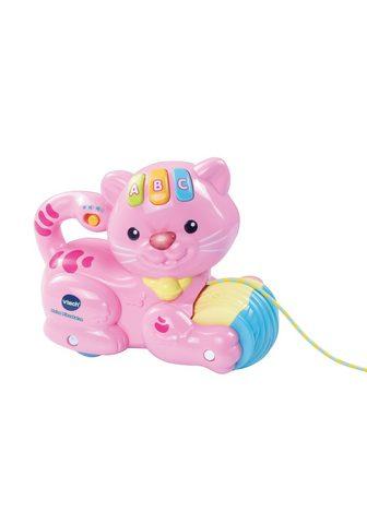 VTECH ® Traukiamas žaislinis gyvūnas