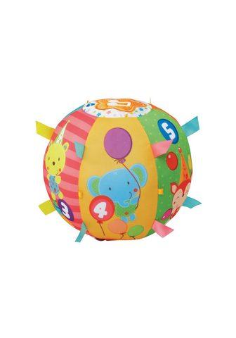 ® Мягкий мяч »1-2-3 Tierspa&...