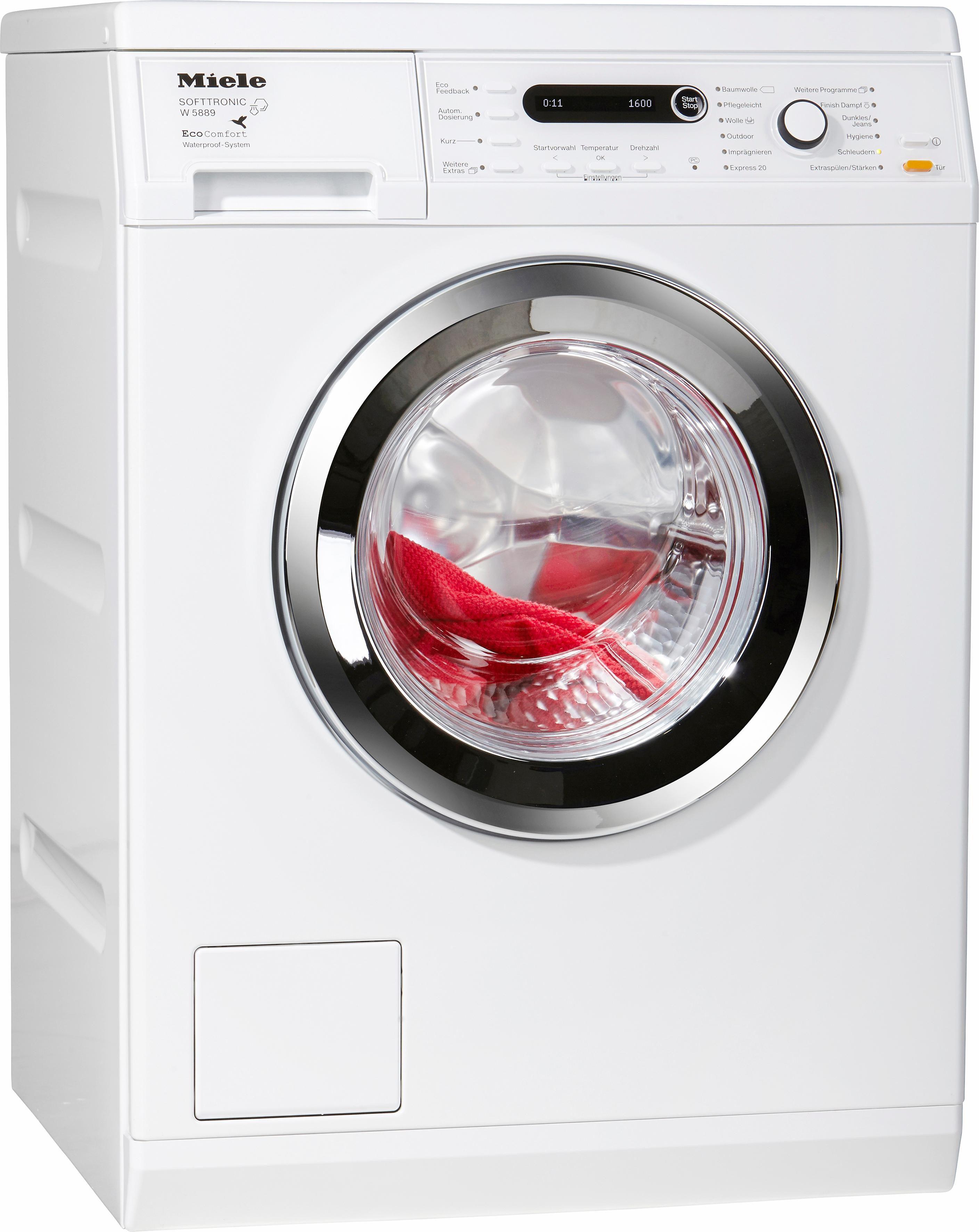 MIELE Waschmaschine W 5889 WPS ECOComfort, A+++, 8 kg, 1600 U/Min