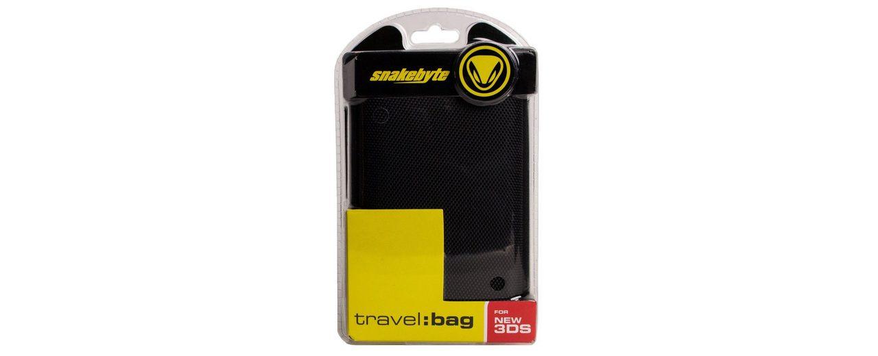 Snakebyte Travel New 3DS Bag (Tasche) »(3DS)«